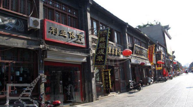 Luoyang, przemysł, buddyzm i długa, cesarska historia