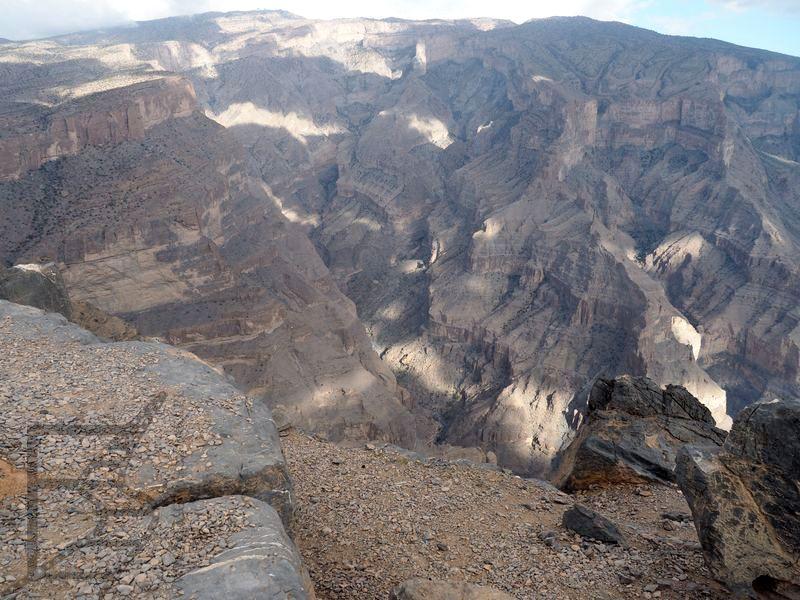 Kanion Wadi Nakhr