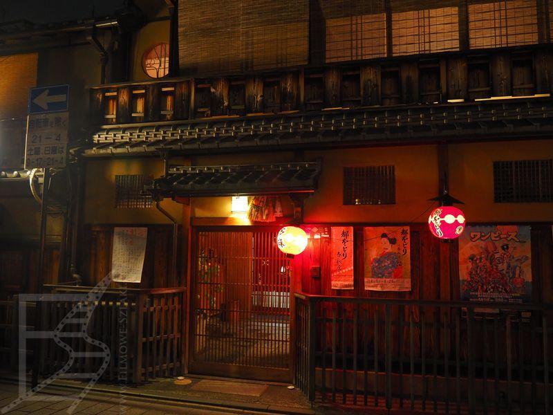 Gion, dzielnica gejsz w Kioto