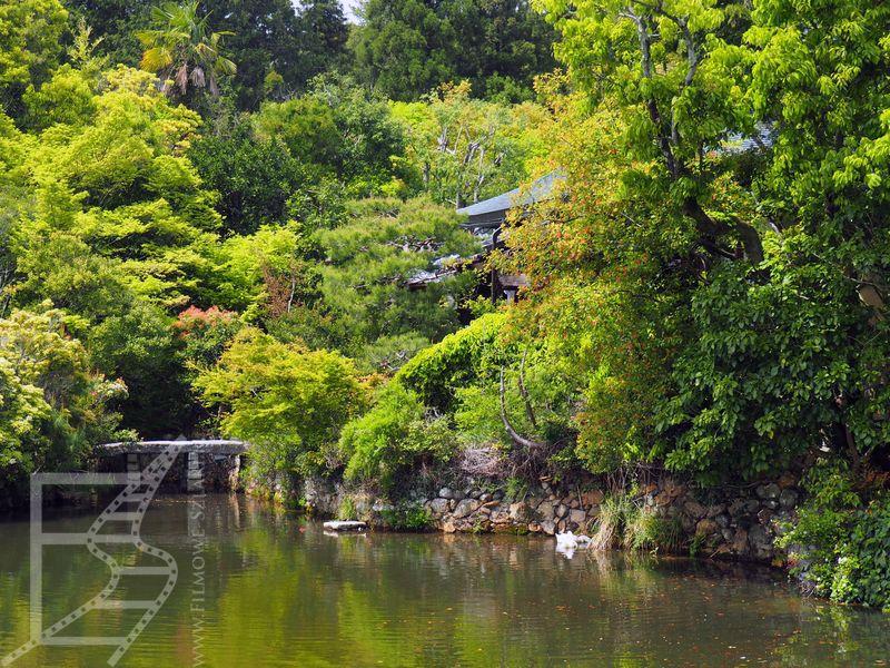 Ogród japoński w Ryoan-ji