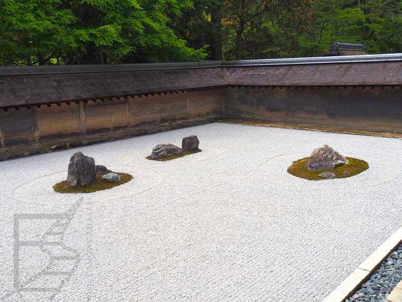 Kamienny ogród Ryōan-ji (Kioto)