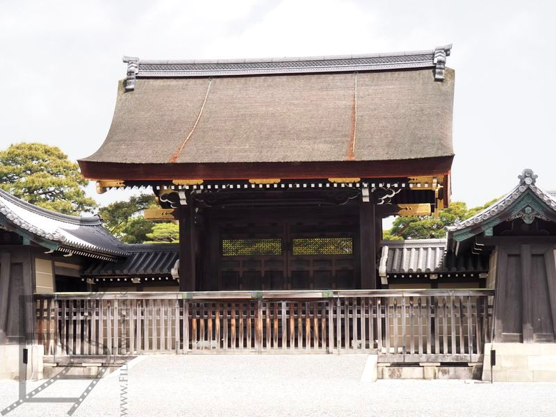Brama Pałacu Cesarskiego