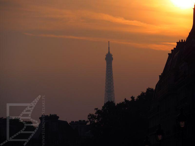 Wieża Eiffla w Paryżu (Francja)