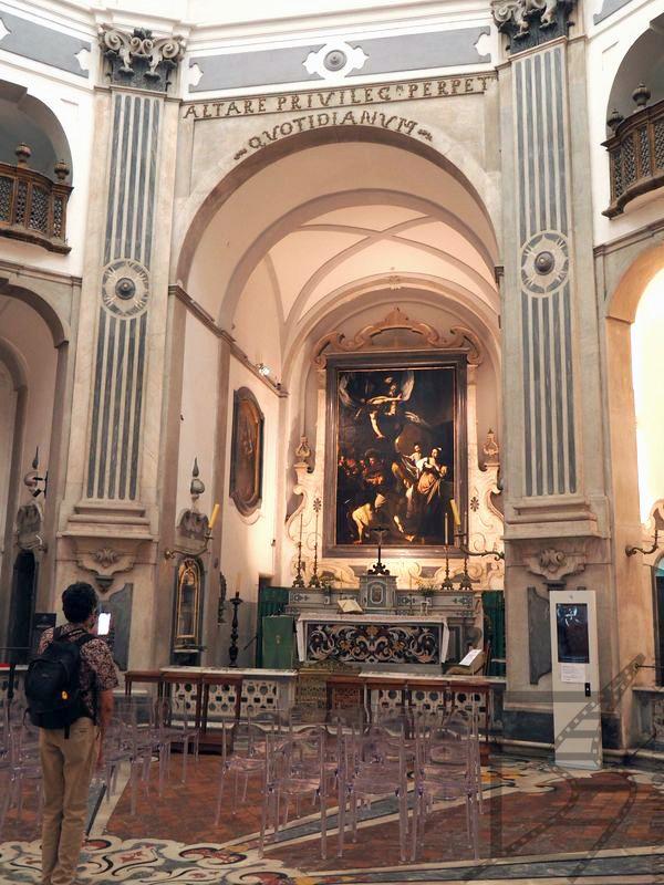 Michelangelo Merisi da Caravaggio - Neapol