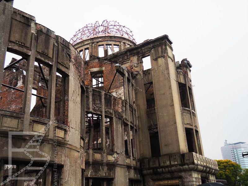 Hiroszima, Pomnik Pokoju albo Kopuła Bomby Atomowej