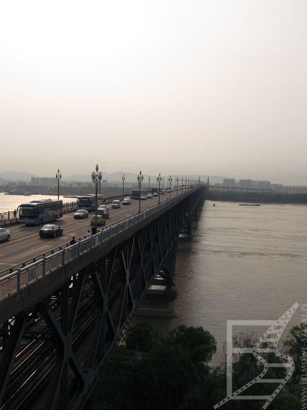 Most na rzece Jangcy