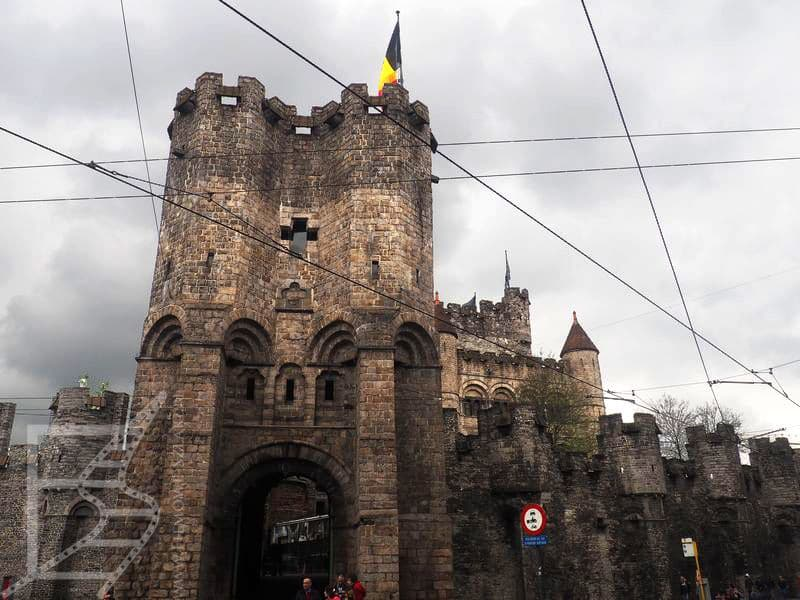 Zamek (Gandawa, Belgia)
