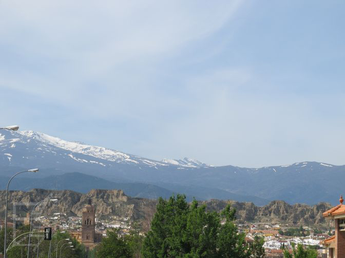 Sierra Nevada, Hiszpania