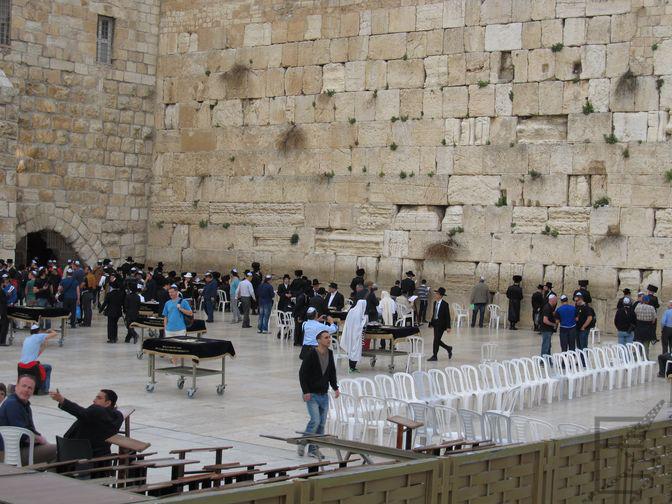 Ściana Płaczu (Jerozolima)
