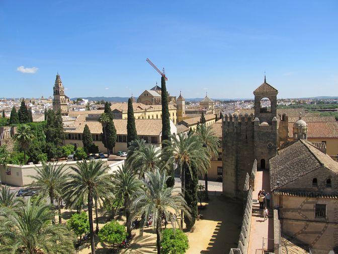 Zamek (alcazar) w Kordobie