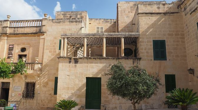 "Malta i ""Gra o tron"" część 1: Mdina, Rabat i inne"
