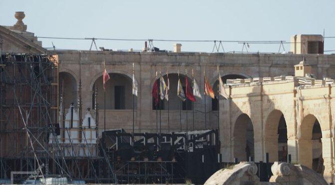 """Malta i """"Gra o tron"""" część 2: Forty"""