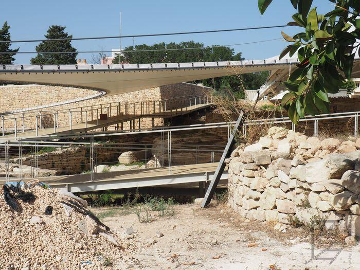 Tarxien- megalityczne budowle Malta