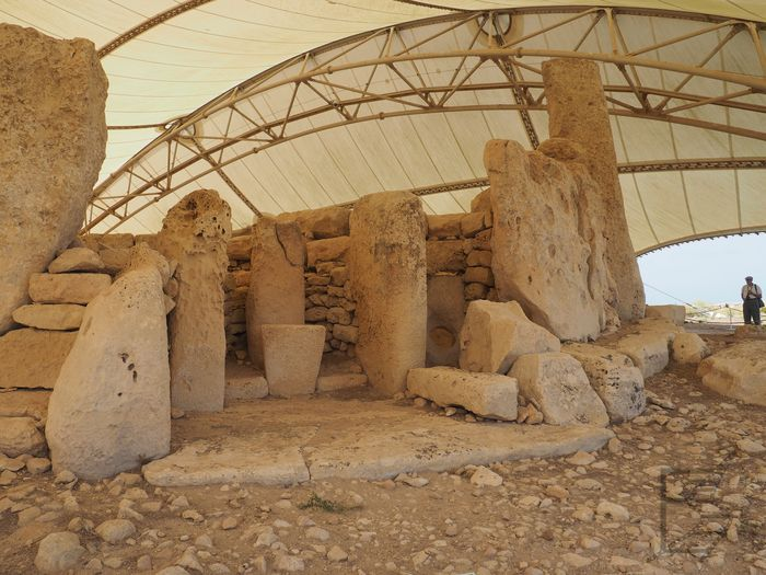 Hagar Qim - megality