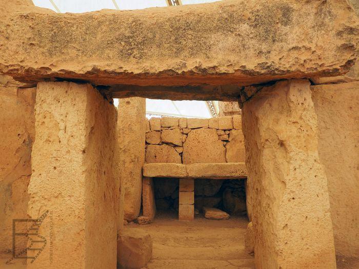 Hagar Qim, megalityczna świątynia na Malcie