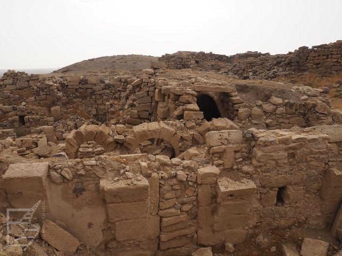 Umm Al-Rasas (zamki pustynne w Jordanii)