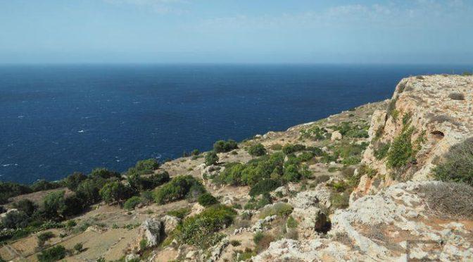Podróżowanie po Malcie, nie tylko filmowe: Sliema, Mosta