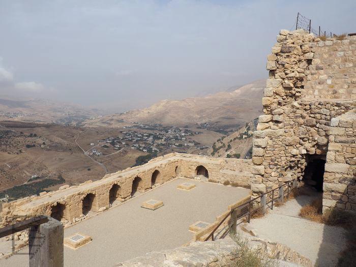 Zamek Al-Karak (Jordania)