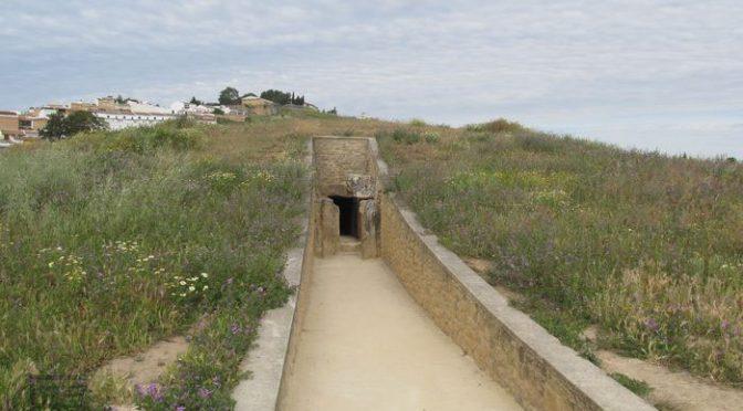 Dolmeny Menga, prehistoryczne budowe w Andaluzji