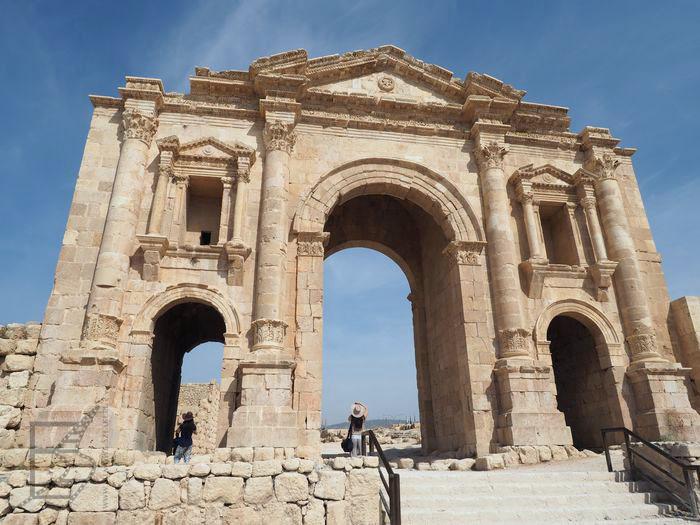 Brama w Dżarasz (czasem Dżerasz)