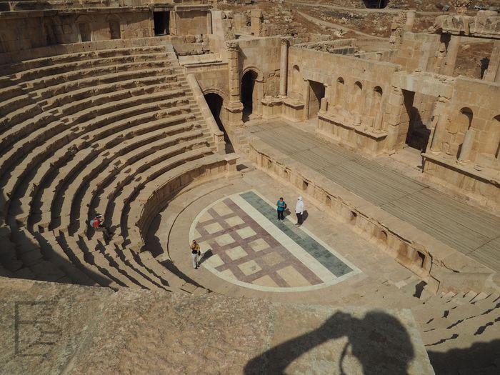 Antyczny teatr (Dżarasz)