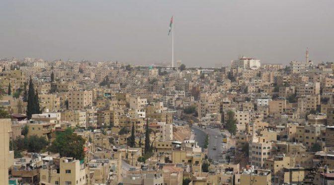 Amman, stolica Jordanii, metropolia z długą historią