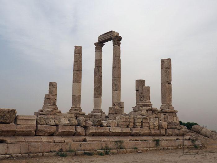 Cytadela na Dżabal al-Kalat (Amman)