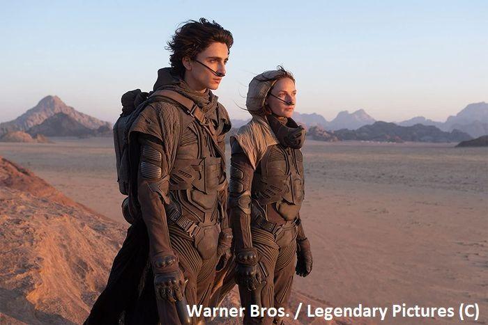 """""""Diuna"""", Wadi Rum jako Arrakis"""