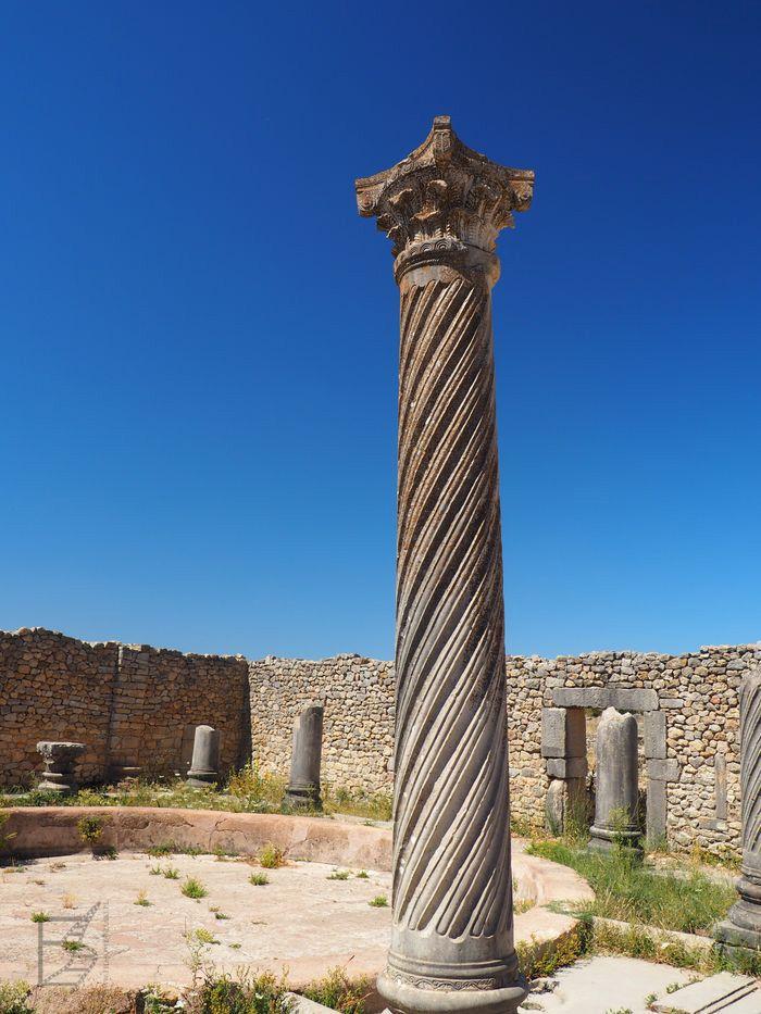 Volubilis (Maroko)