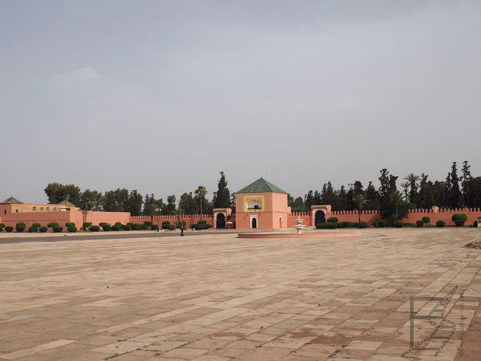 Pałac królewski (Marrakesz)