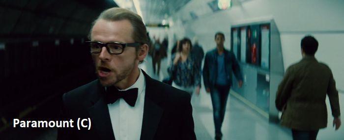 """Mission Impossible: Rogue Nation"" i wiedeńska stacja merta"