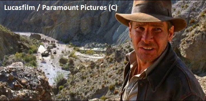 "Harrison Ford i Tabernas – ""Indiana Jones i ostatnia krucjata"""