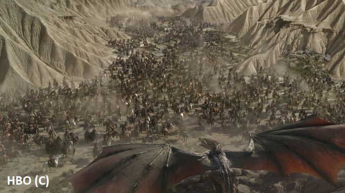"""Essos i armia Dothraków – Tabernas i """"Gra o tron"""""""