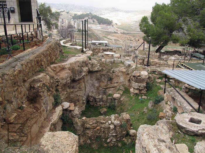 Groty pasterzy w Betlejem