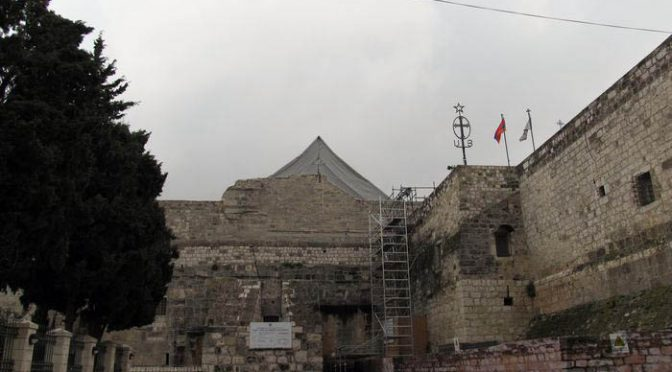 Bazylika w Betlejem