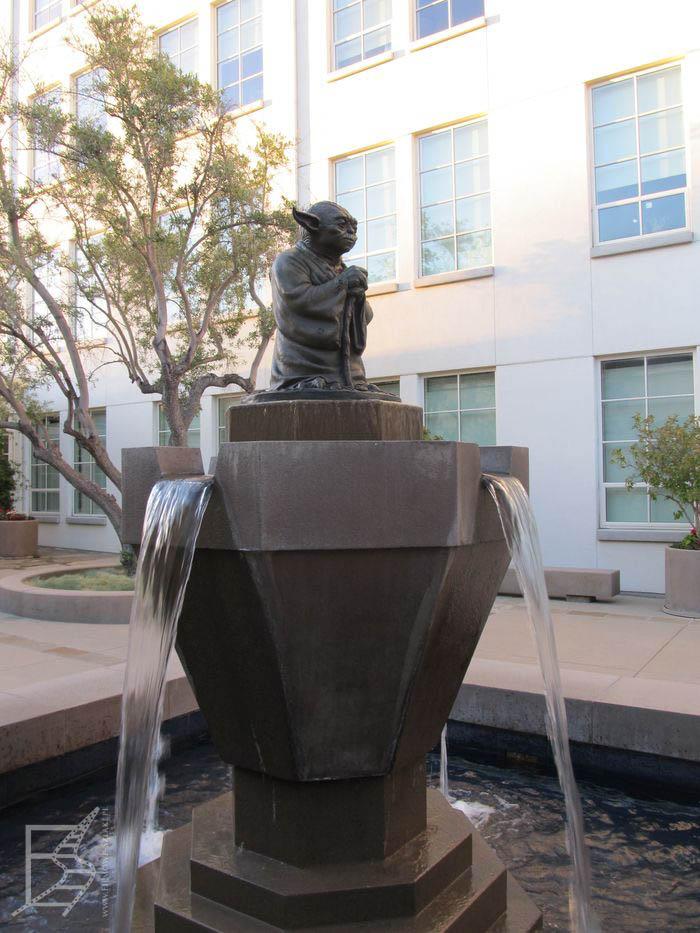 Yoda w Presidio, czyli siedziba Lucasfilmu w San Francisco