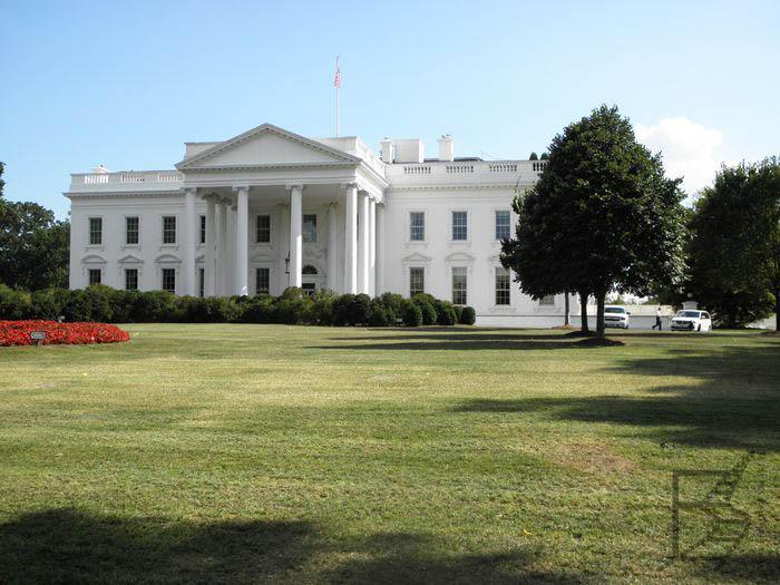 Biały Dom, Waszyngton, Stany Zjednoczone