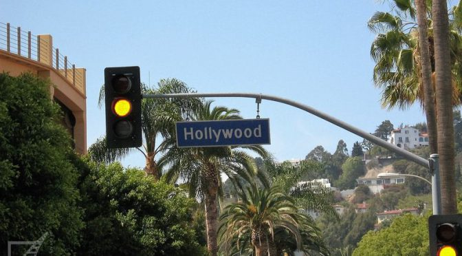 Hollywood, filmowa dzielnica Los Angeles