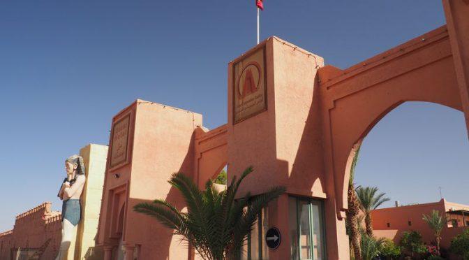 Studio Atlas i Warzazat, historia kina w Maroko