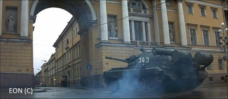 """""""Goldeneye"""", Sankt Petersburg"""