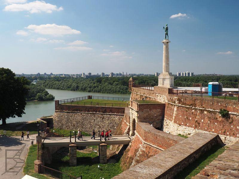 Kalemegdan (Belgrad, Serbia)