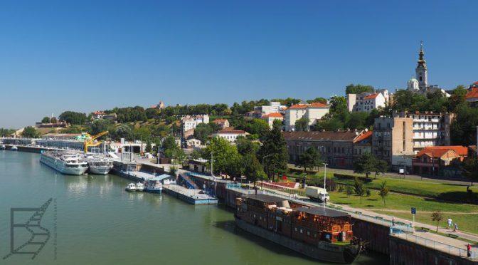 Belgrad, nadbrzeże Sawy