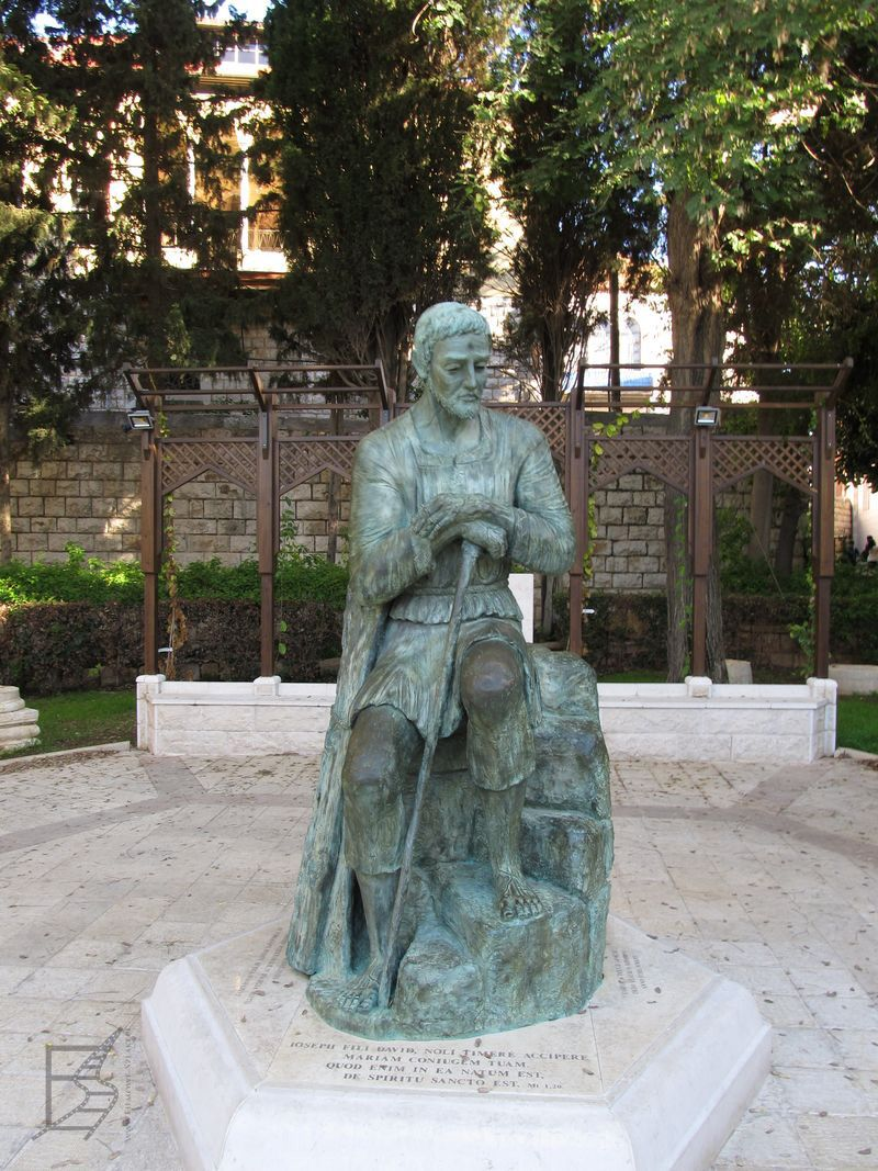 Pomnik św. Józefa (Nazaret)