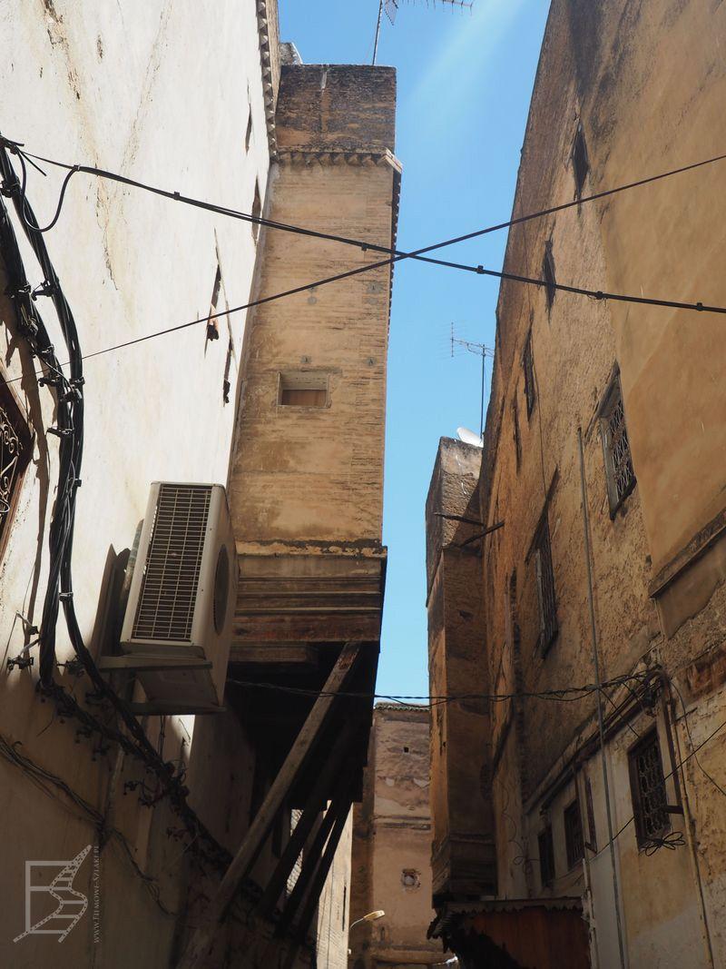 uliczki medyny