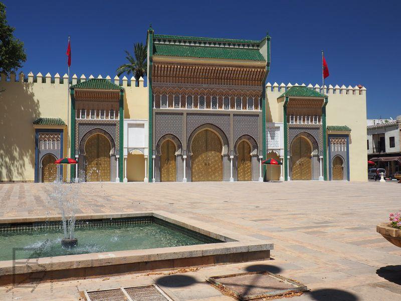 Pałac królewski (Fez)
