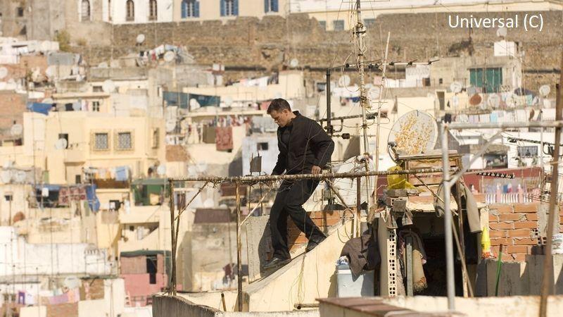 "Tanger i ""Ultimatum Bourne'a"""