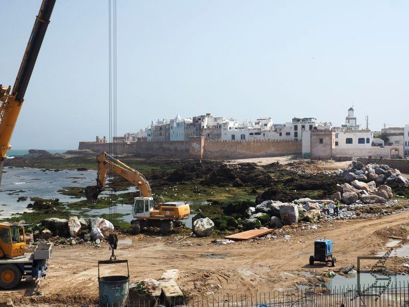 Mury miejskie Essaouira