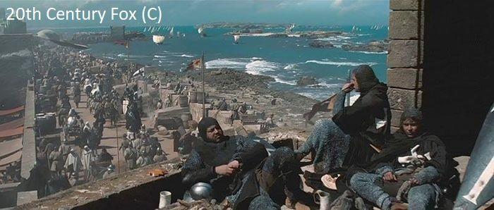 """""""Królestwo Niebieskie"""" i Essaouira"""
