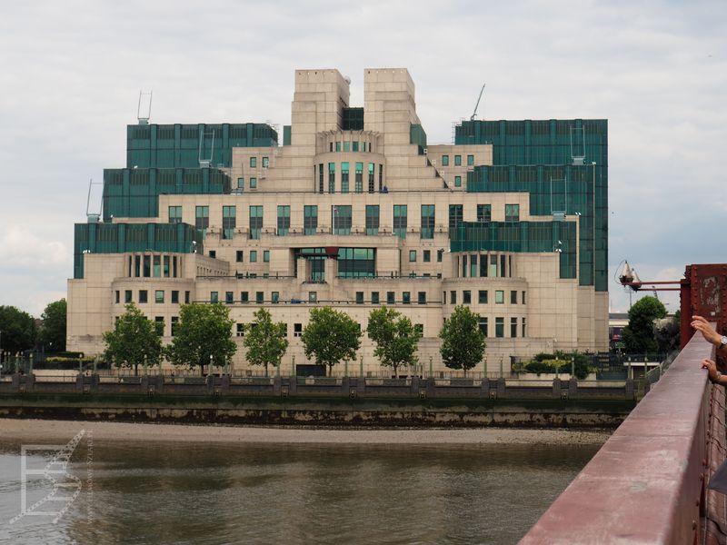 Budynek MI-6, Londyn