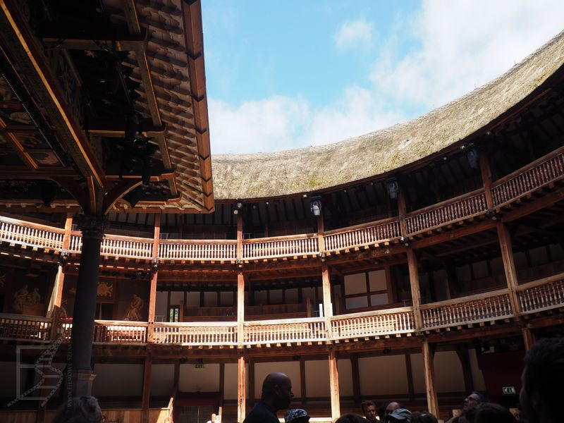 Globe Theatre, Londyn